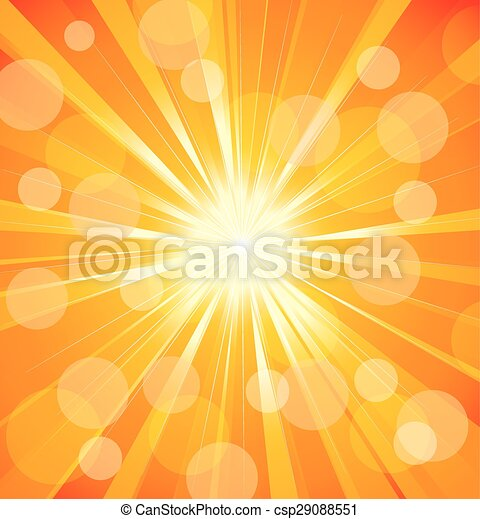 Blue color design with a burst vector file included - csp29088551