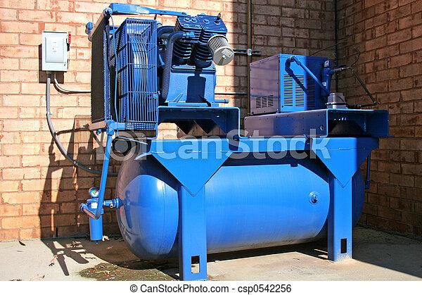Blue Compressor - csp0542256