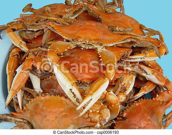 Blue Crab feast - csp0006193