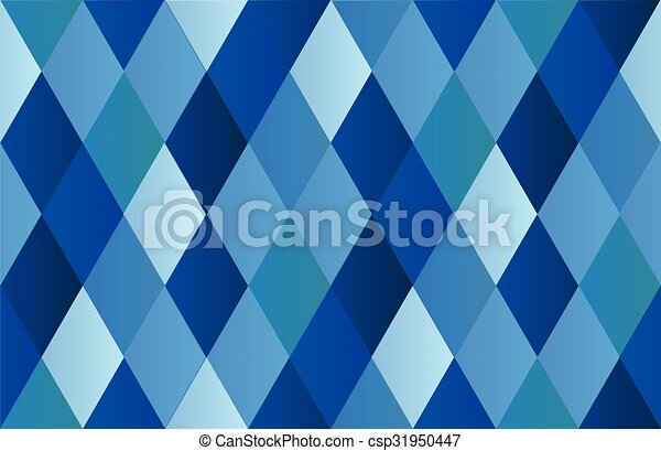 Line Drawing Diamond : Blue diamond polygon background vector illustration eps