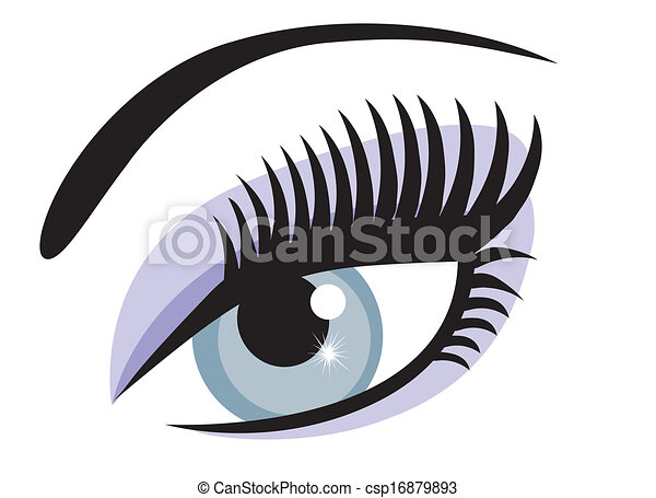 blue eye - csp16879893