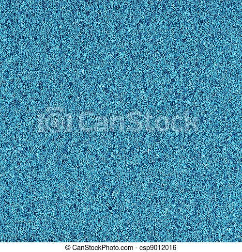 blue foam rubber texture - csp9012016