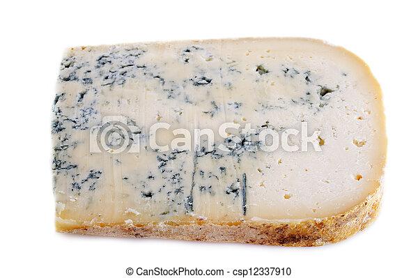 blue Gex cheese - csp12337910