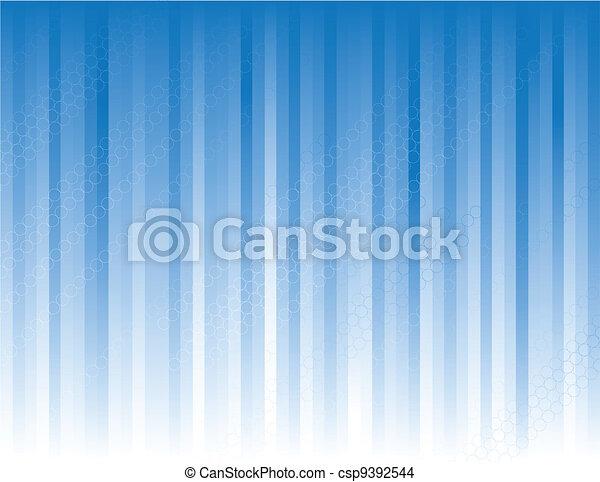 Blue gradient background - csp9392544