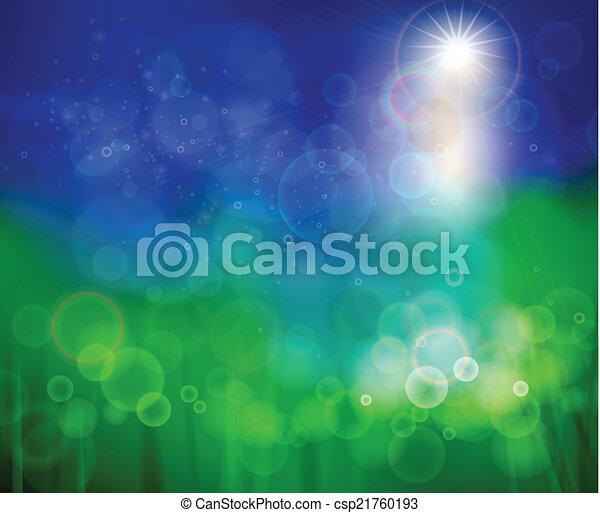 blue green background csp21760193