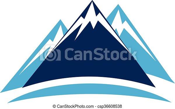 blue hegy, jel - csp36608538