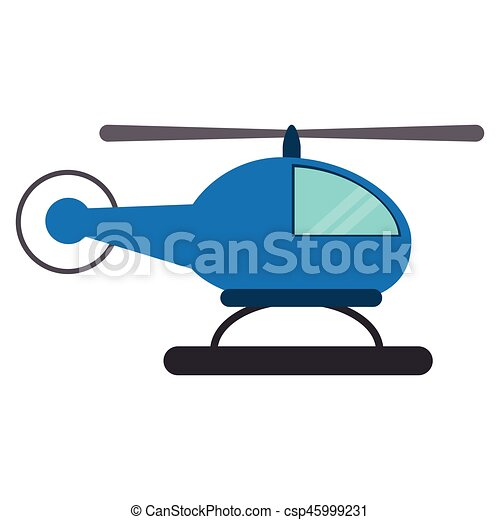 blue helicopter transport fly vector illustration eps 10 vectors rh canstockphoto com helicopter clipart images helicopter clipart images