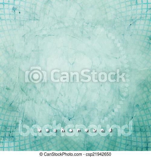 blue közfal - csp21942650