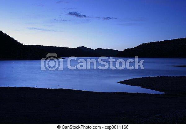 Blue Lake - csp0011166