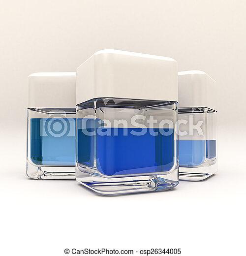 Blue liquid - csp26344005