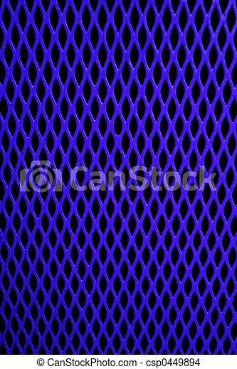 Blue Mesh - csp0449894