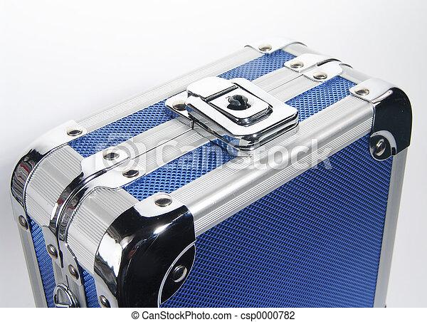 Blue Metal Case 2 - csp0000782