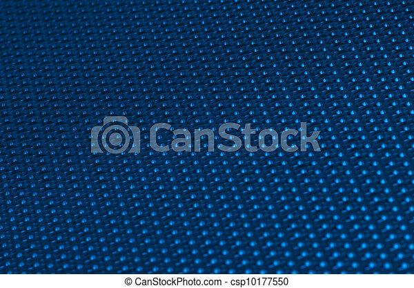 Blue metal mesh plating - csp10177550