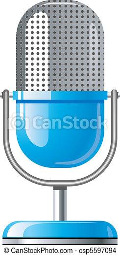 Blue Microphone - csp5597094