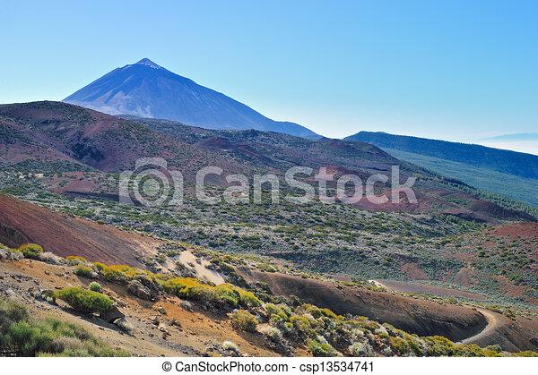 Blue Mountains - csp13534741