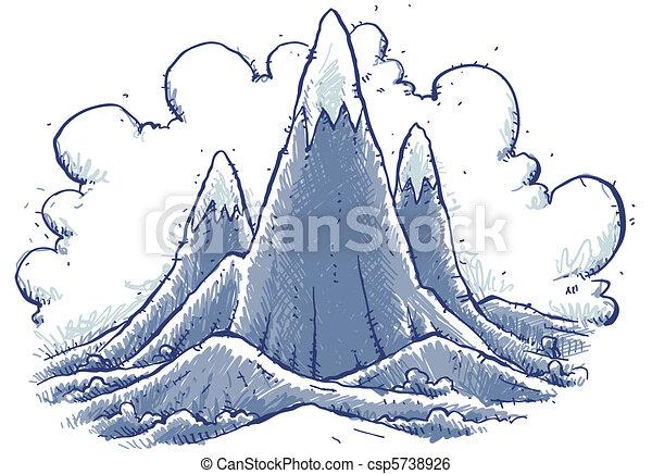 Blue Mountains - csp5738926