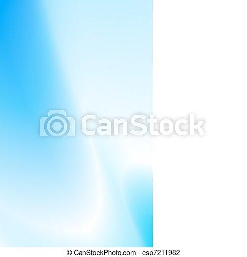 Blue move background - csp7211982