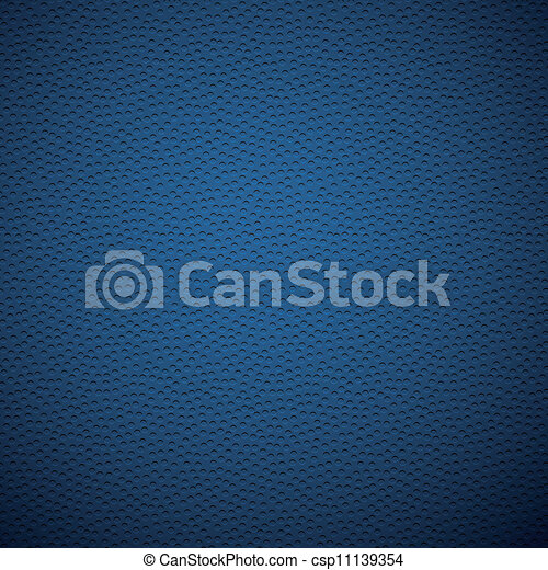 Blue pattern vector. Element for your design. - csp11139354