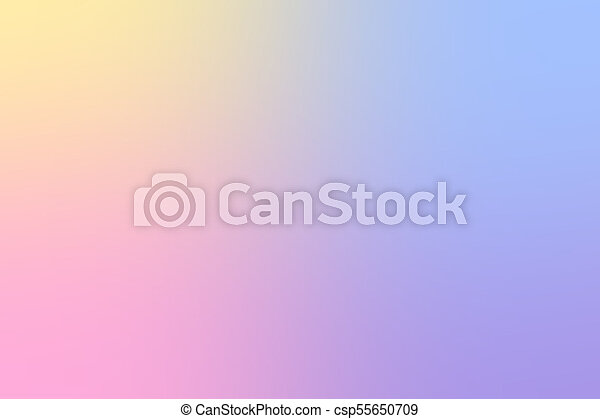 Blue Pink Blue Purple And Yellow Pastel Color Background Texture For
