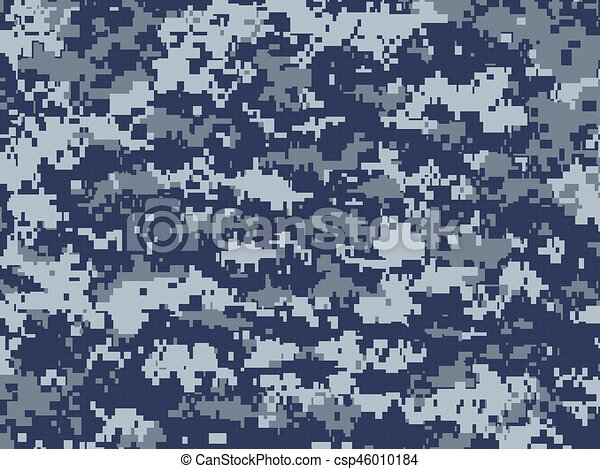 blue pixels camouflage vector texture of blue pixels camouflage