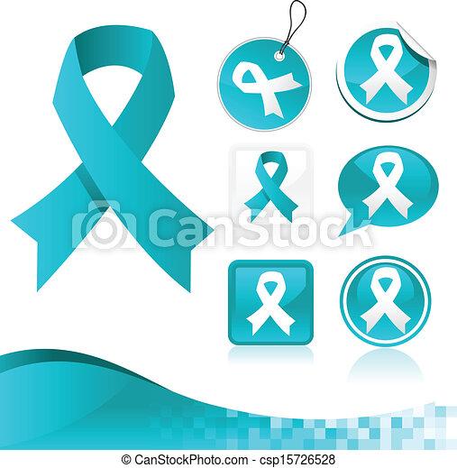 Blue Ribbons Kit - csp15726528
