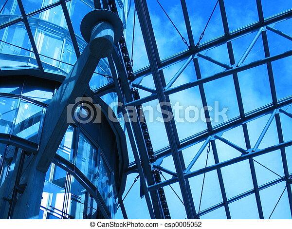 Blue Roof - csp0005052