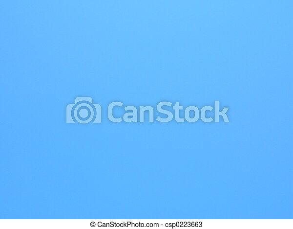 blue sky background - csp0223663