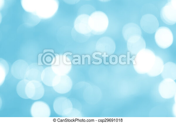 Blue sky light background - csp29691018