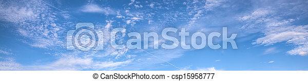 Blue Sky - csp15958777