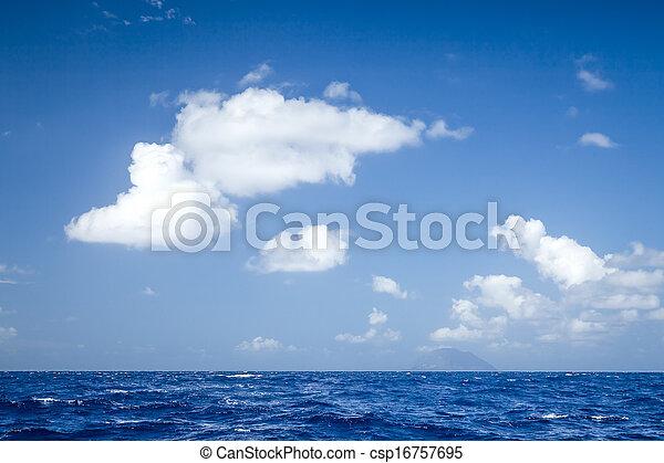 blue sky - csp16757695