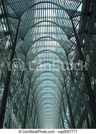 Blue skylight  - csp0007777