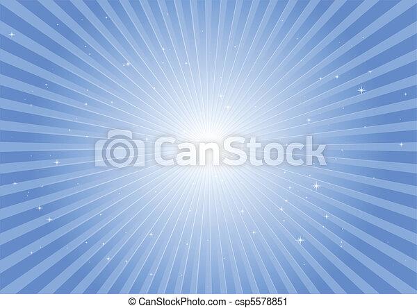 Blue space blast - csp5578851