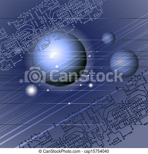 blue space - csp15754040