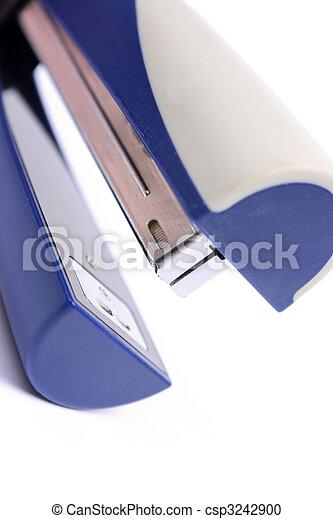 Blue stapler - csp3242900