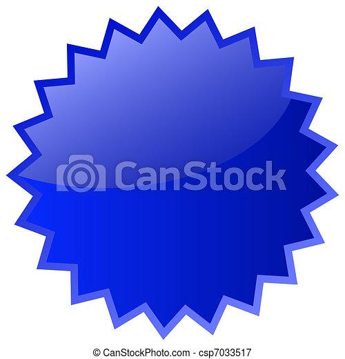 Blue star - csp7033517