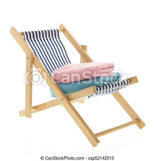 Peachy Blue Striped Beach Chair Caraccident5 Cool Chair Designs And Ideas Caraccident5Info