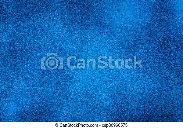 Blue texture - csp30966575