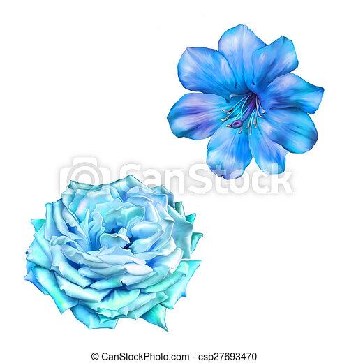 blue turquoise rose flower blue turquoise camellia rose