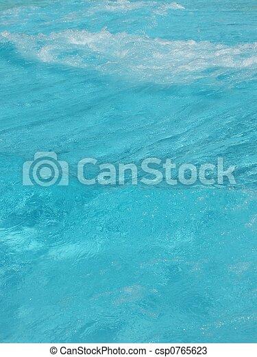 blue water - csp0765623