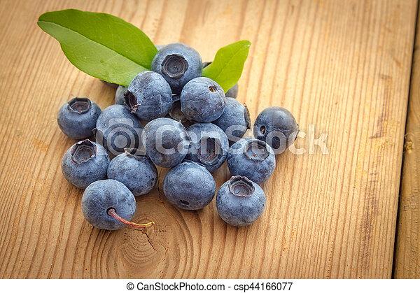Blueberries - csp44166077