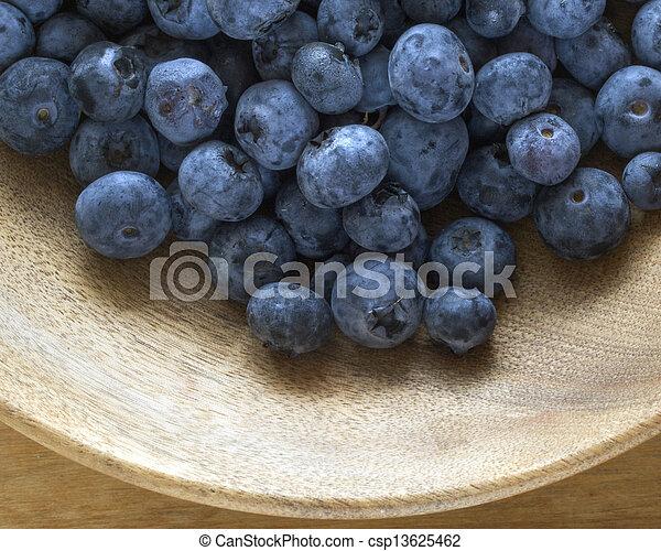 Blueberries - csp13625462