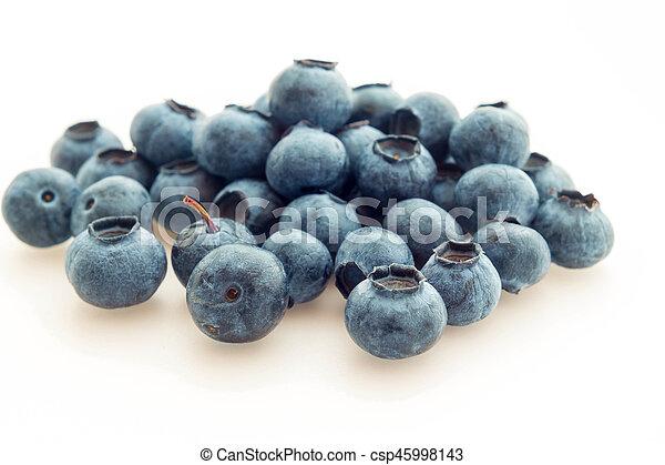 Blueberries - csp45998143