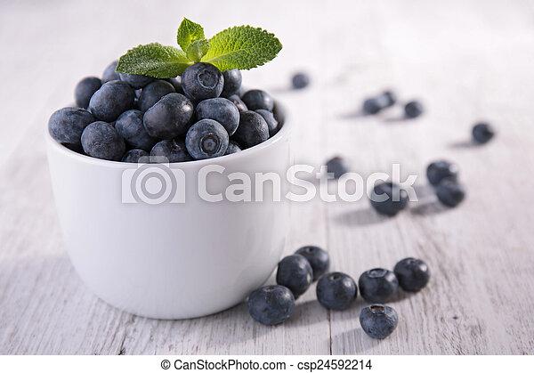 blueberry - csp24592214