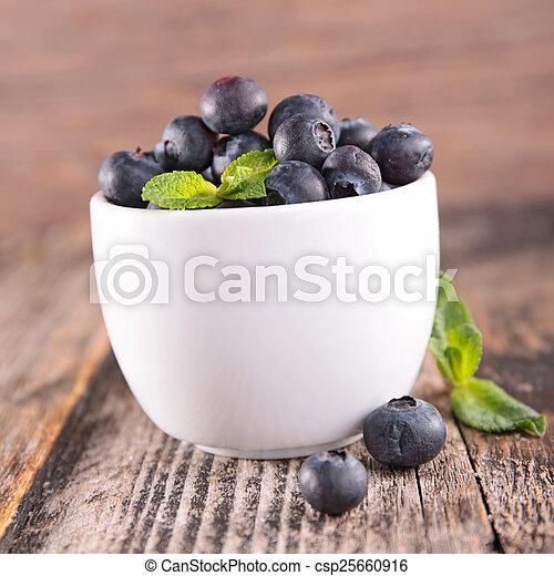 blueberry - csp25660916