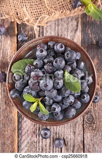 blueberry - csp25660918