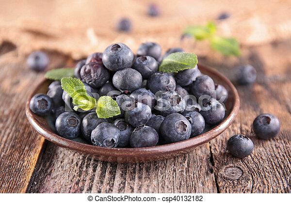 blueberry - csp40132182