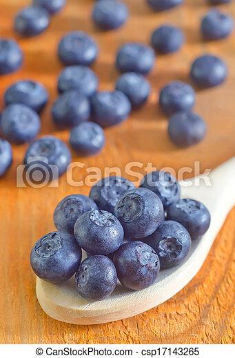 blueberry - csp17143265