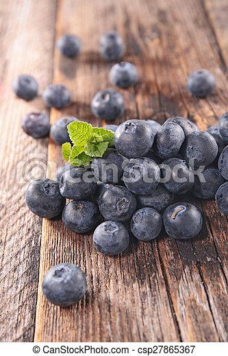 blueberry - csp27865367