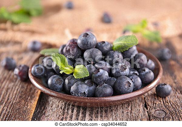 blueberry - csp34044652