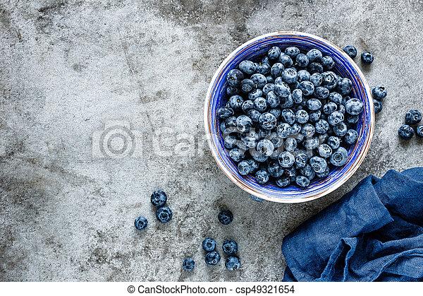 Blueberry - csp49321654